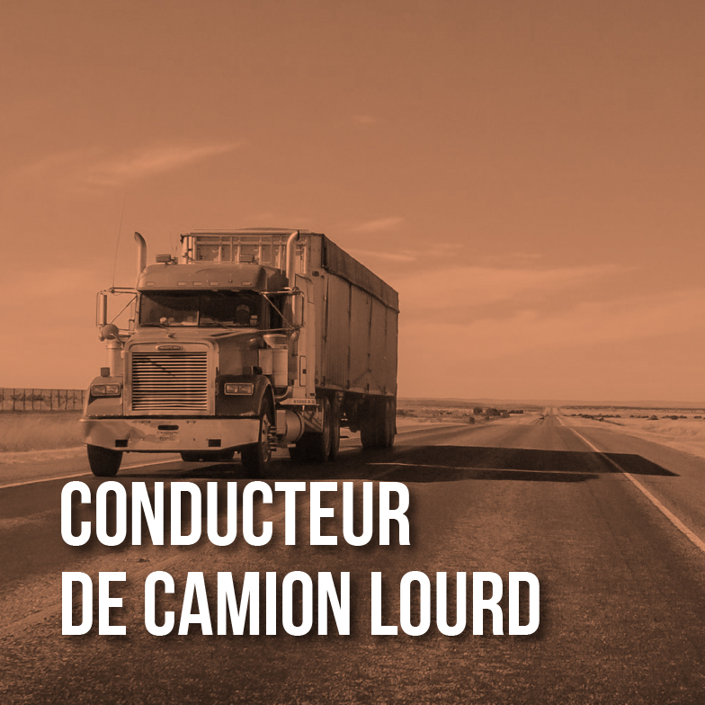 Clan_Conducteur de camion lourd
